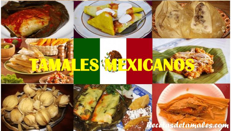 recetas de tamales mexicanos