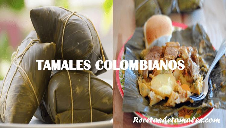 recetas de tamales colombianos