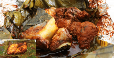 receta de tamales de barbacoa