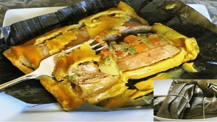 recetas de tamales vallunos