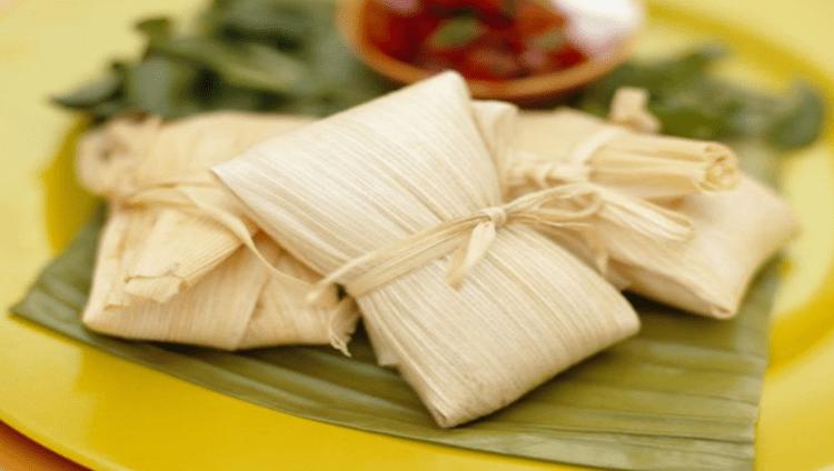 recetas de tamales vegetarianos
