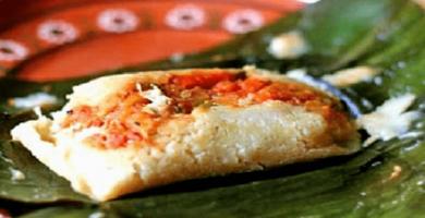 receta de tamales de arroz