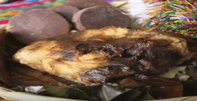 recetas de tamales negros guatemaltecos