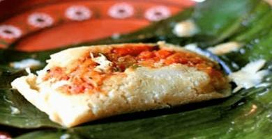 recetas de tamales nicaraguenses