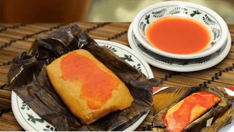 recetas de tamales yucatecos