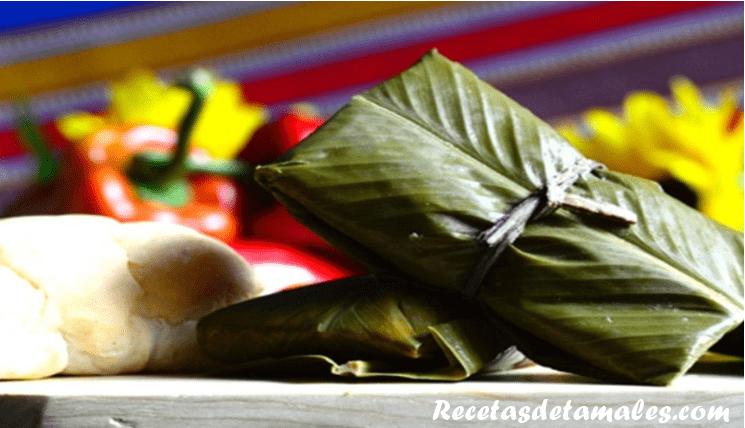 recetas de tamales guatemaltecos